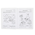 Ready-Set-Learn Activity Book: Beginning Math, 64 Pages, Grades PreK-K