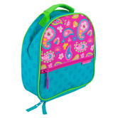 Stephen Joseph, Paisley All Over Print Lunch Box, 9 x 4 x 10 inches