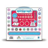 Kahootz, Spirograph Deluxe Design Set, 49 Pieces, Ages 8 Years and Up