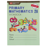 Singapore Math Primary Math Workbook 2A US Edition, Grade 2