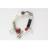 Roman, Inc, Christ's Story, Stretch Charm Bracelet, Small