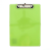 Bazic Products, Standard Clipboard, Plastic, Various Colors, 8 3/4 x 12 inches
