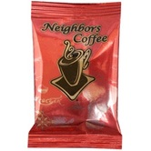 Neighbors Coffee, Southern Pecan Flavored Coffee, Single Pot, 1 1/2 ounces