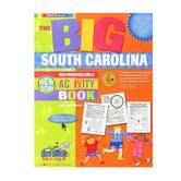 Gallopade, The BIG South Carolina Reproducible Activity Book, Paperback, 96 Pages, Grades 2-8