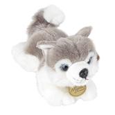 Aurora, Miyoni, Siberian Husky Stuffed Animal, 8 inches