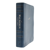NKJV MacArthur Study Bible: Second Edition, Imitation Leather, Multiple Colors Available