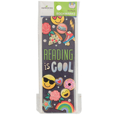 Pop Mania Collection, Reading Is Cool Bookmarks, 2 x 6 Inches, Multi-colored, Pack of 36