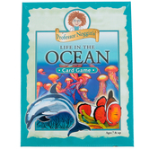 Outset Media Games, Professor Noggin's Life in the Ocean Card Game, Grades 2-Adult