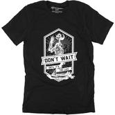 NOTW, Romans 14:11 Don't Wait, Men's Short Sleeve T-Shirt, Black, S-2XL