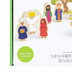 Hallmark, Jesus Lives Wood Play Set, 11 pieces