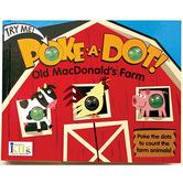Old MacDonald's Farm, Poke-a-Dot, by iKids, Board Book