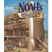 Inside Noah's Ark 4 Kids, by Becki Dudley, Board Book