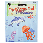 Mathematical Reasoning Level F, Grade 5