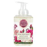 Michel Design Works, Royal Rose Foaming Hand Soap, 17.8 ounces
