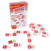 Junior Learning, Match and Learn Subtraction Dominoes, Grade 1