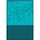 NKJV A Woman After God's Own Heart Bible, Imitation Leather, Teal