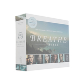 NLT Breathe Bible, Dramatized Audio New Testament, 18 CDs