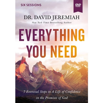 Everything You Need Video Study, by David Jeremiah, DVD