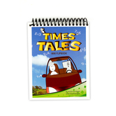Trigger Memory, Times Tales: Times Tables Made Easy! Mini Flip Book, Spiral, Grades 3-12