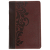 RVR 1960 Spanish Study Bible for Women, Imitation Leather, Brown