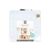 UBrands, Unframed Magnetic Calendar, 14 x 14 Inches, White, 1 Board
