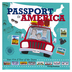 Master Books, Passport to America, Hardcover, 112 Pages, Grades 4-6