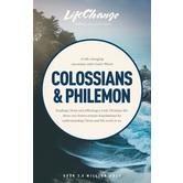 Colossians & Philemon, LifeChange Bible Study Series, by The Navigators, Paperback