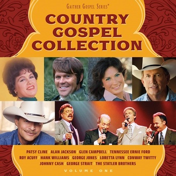 Country Gospel Collection: Volume 1, by Various Artists, CD