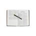 KJV Thinline Large Print Bible, Imitation Leather, Black