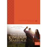 Kingdom Marriage Devotional, by Tony Evans