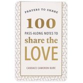 DaySpring, Prayers to Share Pass-Along Notes To Share The Love, Paper, 4 3/8 x 6 3/4 inches