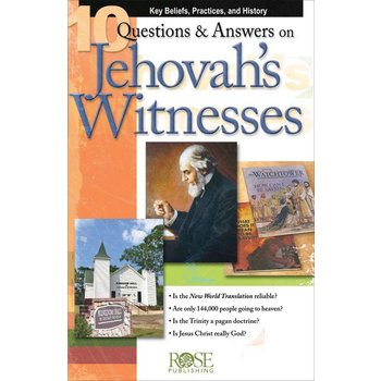 10 Questions & Answers on Jehovah's Witnesses