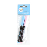 Bright Ideas, Chalk Markers, Pink/Blue, 2 Count