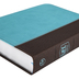 CSB Life Essentials Interactive Study Bible, Imitation Leather, Brown & Sky