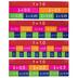 Carson Dellosa, Comparing Fractions and Decimals Bulletin Board Set, Multi-Colored, 8 Pieces, Grades 5-8