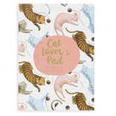 Eccolo Ltd., Cat Lover's Notepad, 5 x 7 inches, 100 Sheets