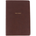 NKJV Giant Print Center-Column Reference Bible, Imitation Leather, Brown
