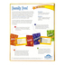 Outset Media, Family Charades Compendium, Ages 8 and Older, 2 or More Players