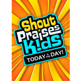 Today is the Day, by Shout Praises Kids, DVD
