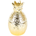 Peony & Yuzu Pineapple Jar Candle, 2.6 ounces, 2 3/4 x 3 5/8 inches