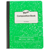 Pacon, Composition Book, Wide Ruled with Red Margin, 9.75 x 7.50 Inches, Assorted Colors, 100 Sheets