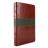 ESV Large Print Thinline Reference Bible, TruTone, Multiple Colors Available