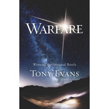 Warfare: Winning the Spiritual Battle, by Tony Evans, Paperback