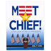 Master Books, Meet the Chief: A Fun Look at the U.S. Presidents, Paperback, 112 Pages, Grades 4-6