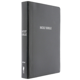 NIV Reference Bible, Giant Print, Imitation Leather, Thumb Indexed, Multiple Colors Available