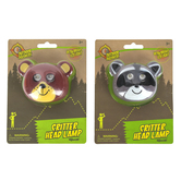 Toysmith, Outdoor Discover, Critter Head Lamp, 2 1/2 x 3 inches