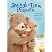 Zonderkidz, Snuggle Time Prayers, by Glenys Nellist, Boardbook