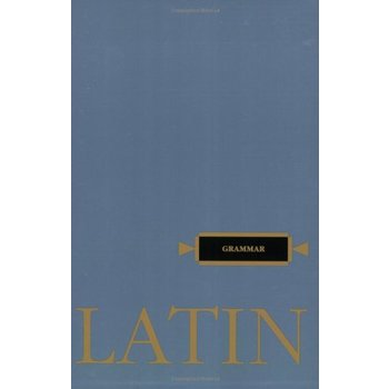 Loyola Press, Henle Grammar Manual, Paperback, Grades 8-Adult