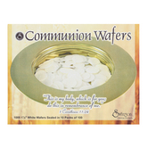 Swanson, Round Communion Bread Wafers, 1000 Pieces