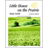 Progeny Press, Little House On The Prairie Student Study Guide, Paperback, 67 Pages, Grades 4-6